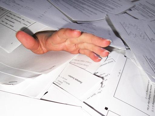 Bürokrácia kép