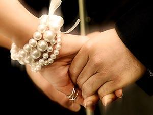 Polgári esküvői szertartás kép