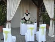 Anita és Tamás esküvője Budafokon, a tangazdaságban