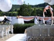 Szandra és Attila esküvője
