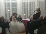 Réka és Dávid esküvője