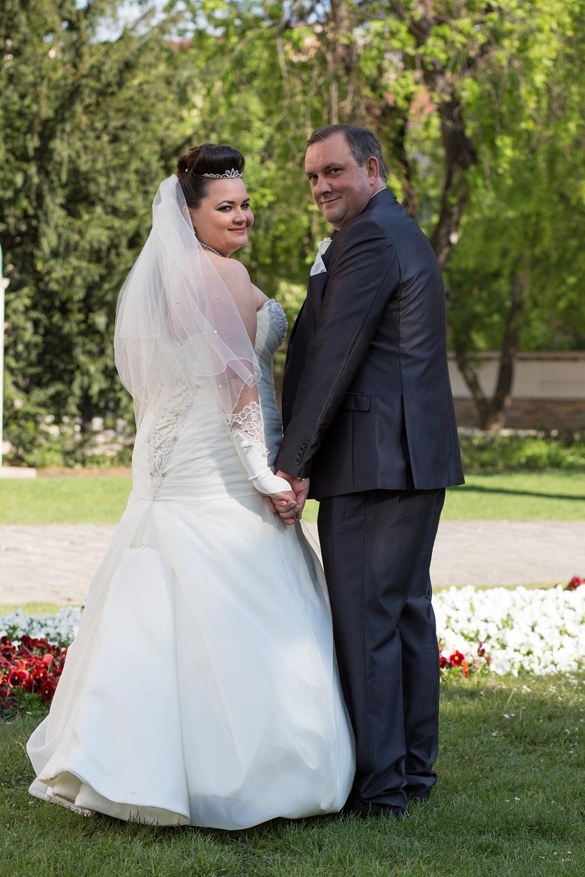 Rita és Johan esküvője kép