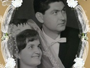 Anna és Béla aranylakodalma