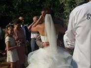 Barbara és Levente esküvője