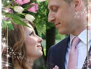 Elena és Alexey esküvője a Budai Várban
