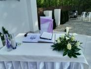 Enikő és Attila esküvője Dabason