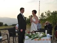 Eszter és Attila esküvője