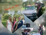 Fanny és Imi esküvője