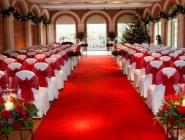 Karácsonyi esküvő szertartásvezetővel