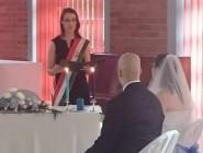Laura és Gergely esküvője