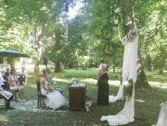 Zsuzsa és Péter esküvője