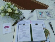 Martina és Gábor esküvője