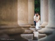 Niki és Tibi esküvője