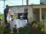 Évi és Zsolti esküvője