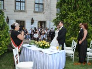 Reka és Laci esküvője