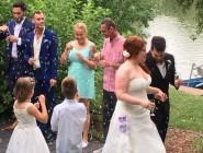 Réka és Michael esküvője