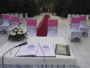 Reni és Andris esküvője