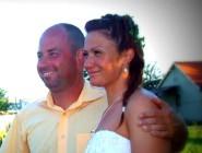 Anna és István esküvője