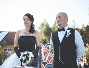 Zsuzsi és Krisztián esküvője Dabason