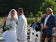 Zsuzsi és Norbi esküvője