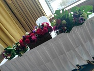 Zsuzsi és Gábor esküvője a Hotel Marriot-ban