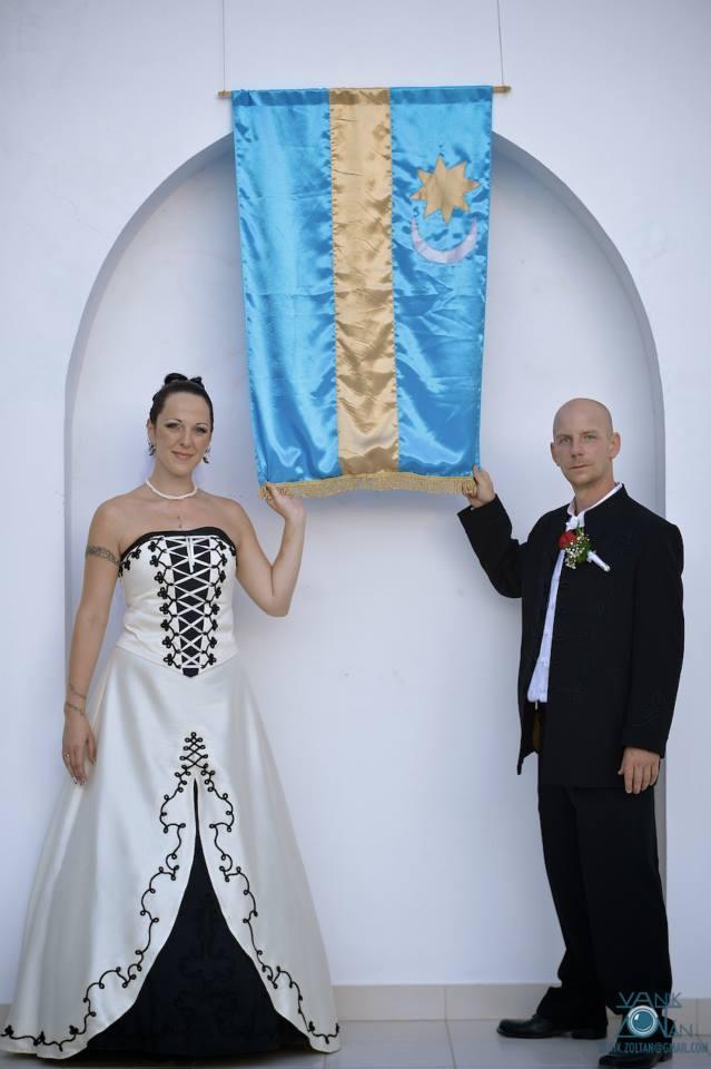 Esküvő Dabason kép