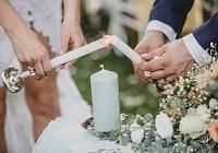 Gyertya ceremónia esküvőn kép