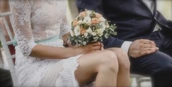 Polgári esküvői szertartás kép 2