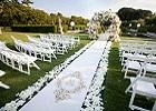 kültéri esküvő