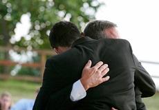 Szülőköszöntés esküvőn