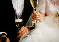 Gratuláció esküvőn